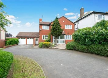 Thumbnail 4 bed detached house for sale in Newton Road, Great Barr Birmingham