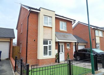 Thumbnail 3 bedroom detached house for sale in Clover Way, South Shields