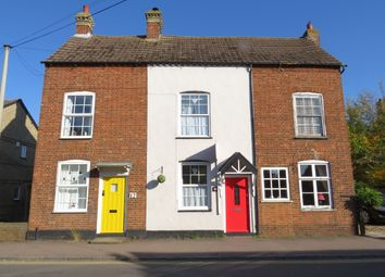 Thumbnail 2 bed cottage for sale in High Street, Henlow, Beds