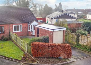 Thumbnail 2 bed semi-detached bungalow for sale in Melbourne Close, Sidemoor, Bromsgrove