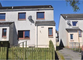 Thumbnail 3 bed end terrace house to rent in Mansfield Estate, Tain