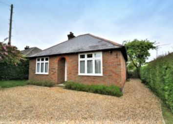 Jenkins Lane, St Leonards, Tring HP23. 3 bed detached bungalow