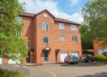 Thumbnail 2 bed flat for sale in Lydham Close, Riverside, Redditch, Worcestershire