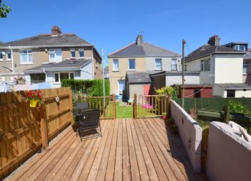 Thumbnail 2 bedroom semi-detached house for sale in Birchfield Avenue, Beacon Park, Plymouth