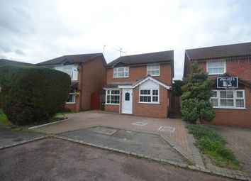 Thumbnail 3 bed detached house to rent in Stonea Close, Lower Earley, Reading