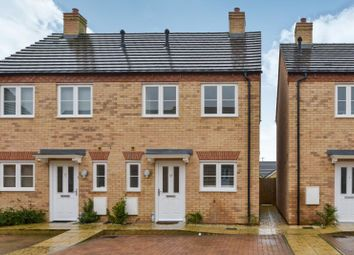 Thumbnail 2 bed semi-detached house to rent in Lamb Close, Bedford