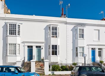 Thumbnail 3 bed terraced house for sale in Osborne Villas, Hove