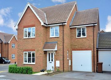 Thumbnail 3 bed detached house for sale in Shelduck Close, Allhallows, Rochester, Kent