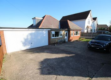 Thumbnail 4 bed detached bungalow for sale in Field Lane, Horninglow, Burton-On-Trent