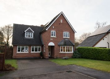 Thumbnail 6 bed detached house for sale in Pool View, Winterley, Sandbach
