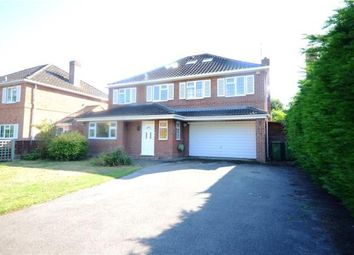 Thumbnail 6 bed detached house for sale in Beverley Close, Basingstoke, Hampshire