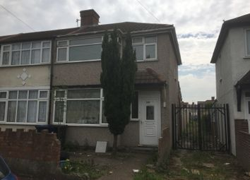 Thumbnail 1 bed end terrace house for sale in Scotts Road, Southall, Middx