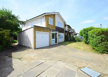 Thumbnail 3 bed detached house for sale in Ashurst Avenue, Southend-On-Sea