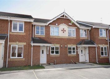 Thumbnail 2 bedroom terraced house to rent in Haverflats Close, National Avenue, Hull