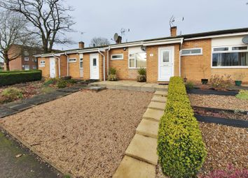 Thumbnail 1 bed bungalow for sale in Beaumont Walk, Leicester