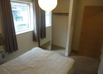 Thumbnail 1 bedroom flat to rent in Canal Wharf, Edgbaston, Birmingham