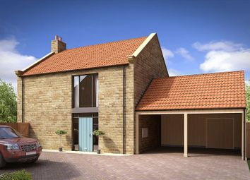 Thumbnail 3 bed detached house for sale in Plot 17, Granary Fold, Cloughton, Scarborough