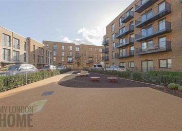 Thumbnail 2 bed flat for sale in Marine Wharf East, Surrey Quays, London
