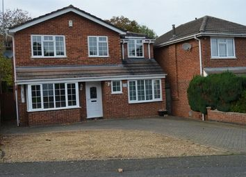 Thumbnail 4 bed detached house to rent in Underbank Lane, Moulton, Northampton