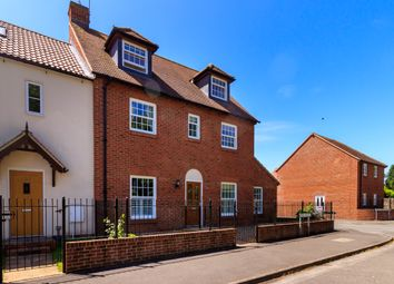 Thumbnail 4 bed end terrace house for sale in Park Street, Warminster