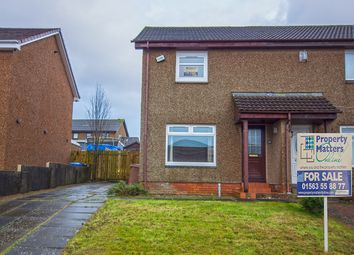 Thumbnail 2 bed semi-detached house for sale in Balgray Avenue, Kilmarnock