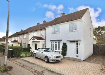 3 bed end terrace house for sale in Chequers Road, Loughton IG10