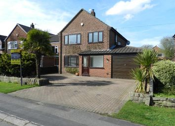 Thumbnail 3 bed detached house to rent in Lodge Drive, Culcheth, Warrington