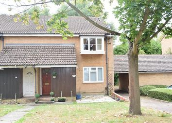 Thumbnail 2 bed maisonette to rent in Danziger Way, Borehamwood