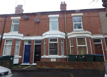 Thumbnail 3 bedroom terraced house to rent in Hugh Road, Coventry, West Midlands