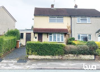 Thumbnail 2 bedroom semi-detached house for sale in 38 Monmouth Road, Walsall
