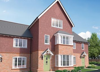Thumbnail 4 bed terraced house for sale in Crockford Lane, Chineham, Basingstoke, Hampshire
