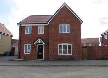Thumbnail 4 bedroom detached house for sale in The Fairways, Holdenby Drive, Corby