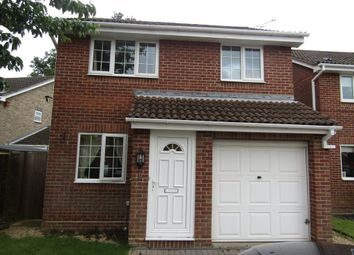 Thumbnail 3 bed detached house for sale in The Meadow, Denmead, Waterlooville