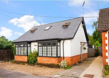 Thumbnail 3 bed detached house for sale in Waverley Road, Bagshot