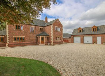 Thumbnail 5 bed property for sale in Willingham Road, Market Rasen