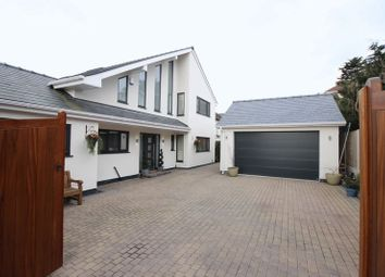 Thumbnail 5 bed detached house for sale in The Ridge, Heswall, Wirral