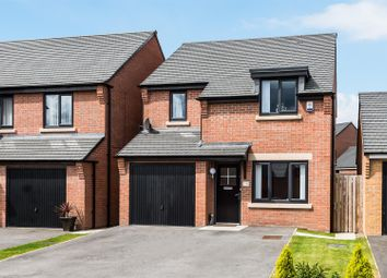 Thumbnail 3 bedroom detached house for sale in Ada Glassby Court, Crossgates, Leeds