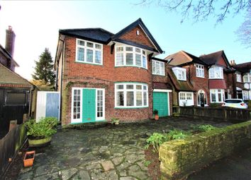 Thumbnail 4 bed detached house for sale in Harrow Road, Wollaton, Nottingham