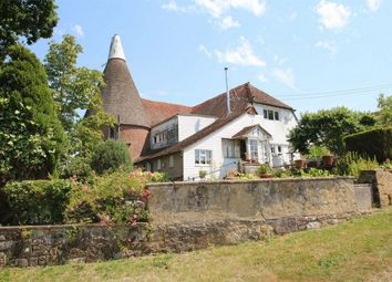 Thumbnail 5 bed detached house for sale in Silverden Oast, Church Lane, Northiam, East Sussex