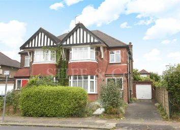 Thumbnail 3 bed semi-detached house for sale in Leighton Gardens, Kensal Rise