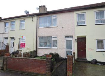 Thumbnail 2 bed terraced house for sale in Vansittart Street, Harwich
