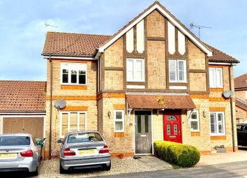 Thumbnail Semi-detached house for sale in Bowmont Water, Didcot