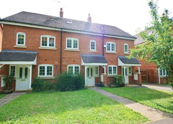 Thumbnail 3 bed town house to rent in Taylor Drive, Nantwich