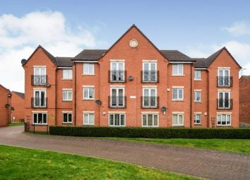 Thumbnail 1 bed flat for sale in Barons Court, Barons Close, Kirby Muxloe, Leicester
