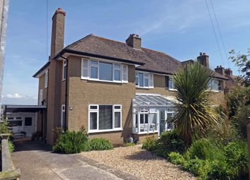 3 bed semi-detached house for sale in Newlands Park, Seaton EX12