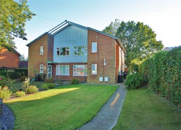 Thumbnail 2 bed maisonette for sale in Lower Guildford Road, Knaphill, Surrey