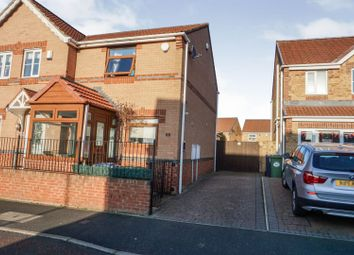 Halesworth Drive, Sunderland SR4. 2 bed semi-detached house for sale
