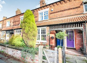 Thumbnail 3 bed terraced house for sale in Cranford Avenue, Knutsford