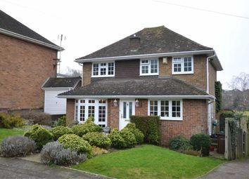 Thumbnail 3 bed detached house for sale in Nightingale Close, Rainham, Gillingham