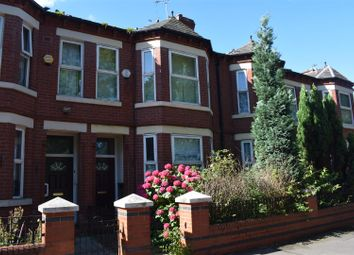 Thumbnail 3 bed terraced house for sale in Great Western Street, Manchester